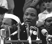 Dicours de Martin Luther King